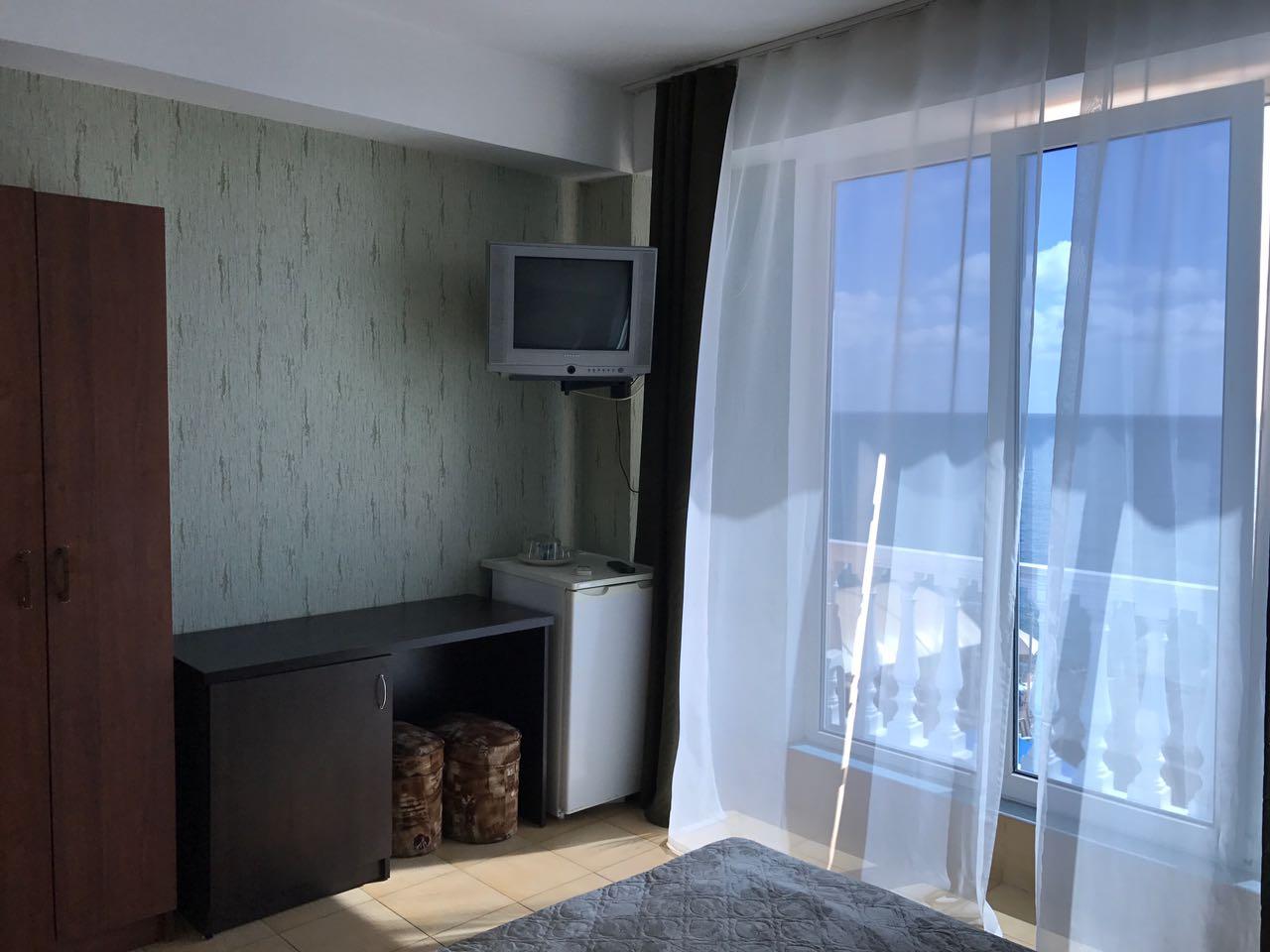 фото гостиницы маяк в лазаревском что